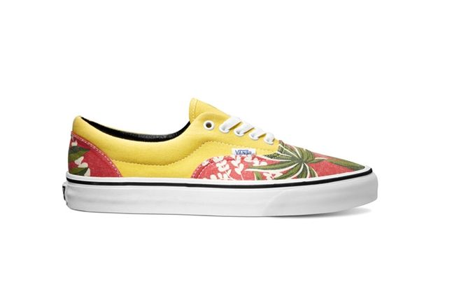 Vans Van Doren Series Era Hawaiian Red 1