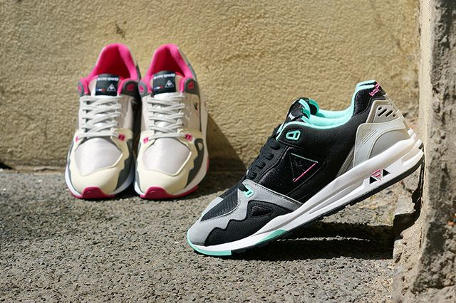 Le Coq Sportif R1000 Day And Night Pack 4