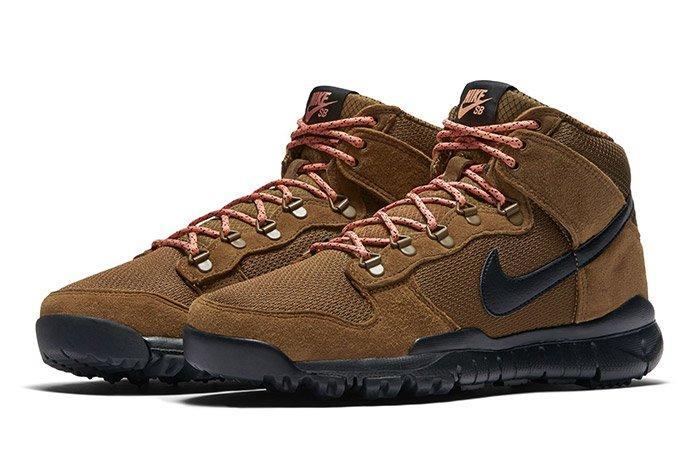 Nike Sb Dunk Boot 2