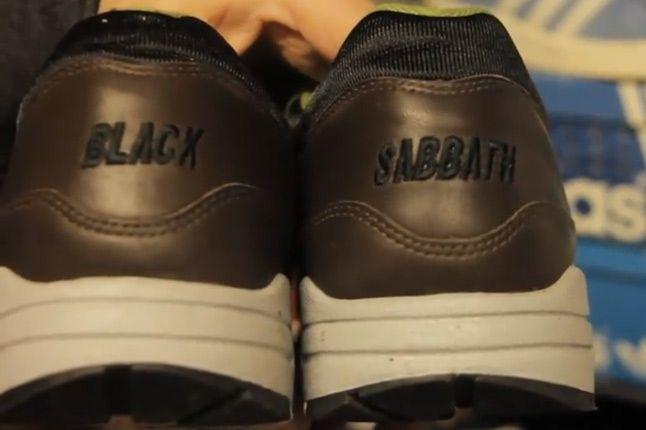 Nike Id Black Sabbath 1