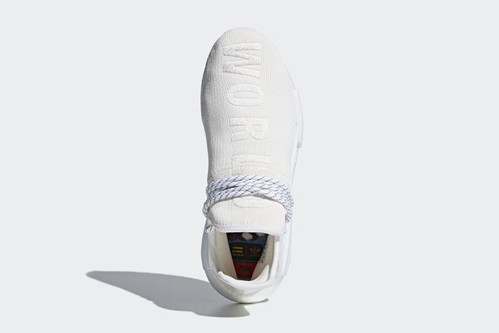 Pharrell X Adidas Hu Nmd 3