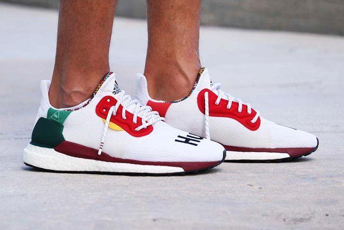 Pharrell Williams X Adidas Solar Hu Glide St White 4