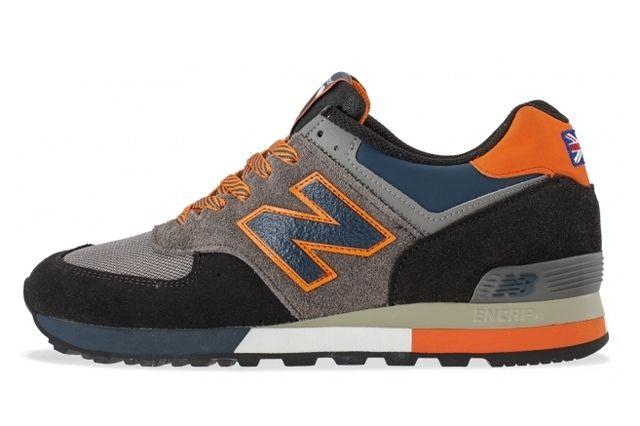 New Balance 576 Three Peaks Orange 1