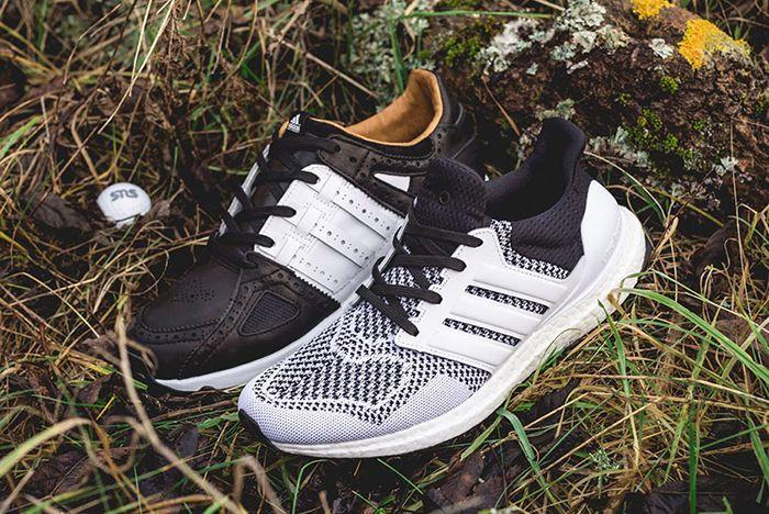 Sneakersnstuff X Adidas Consortium Tee Time Pack