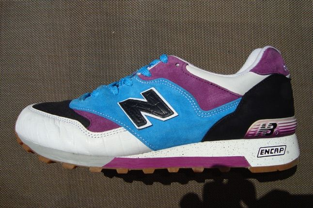 New Balance 577 Blue Purple 1
