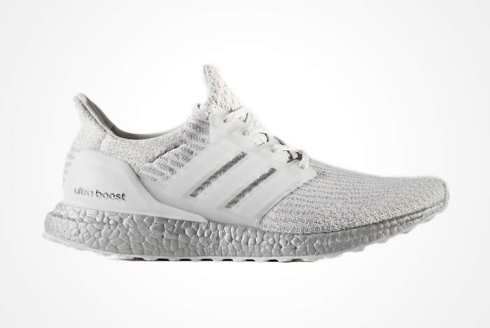 Adidas Ultra Boost Crystal White