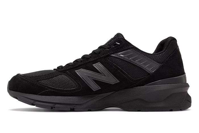 New Balance 990Vs Black Medial