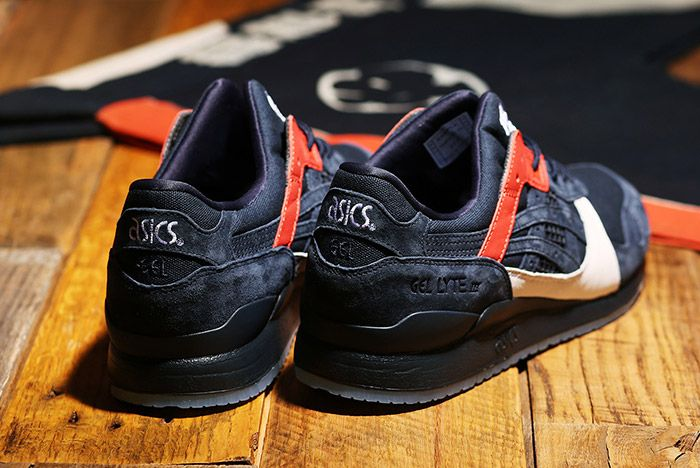Kicks Lab Asics Gel Lyte Iii Hikeshi Hanten 4