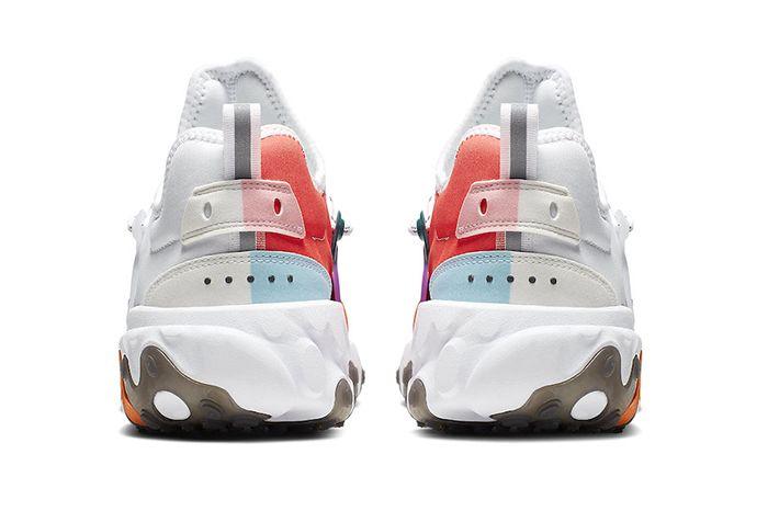 Beams Nike Presto React Dharma Cj8016 107 Release Date Heel