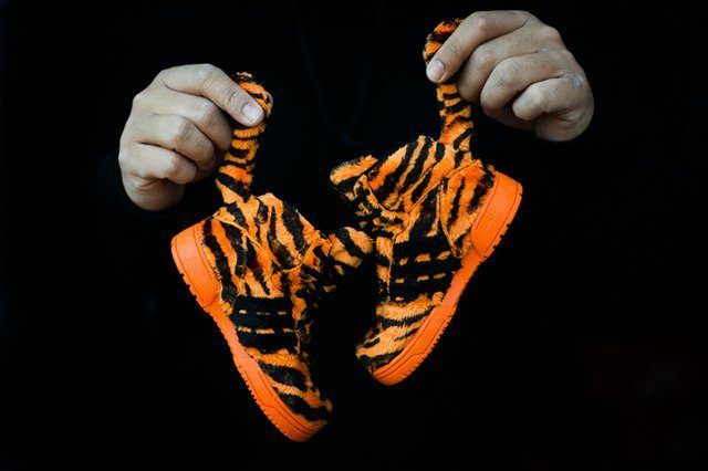 Adidas Js 1 Infant Tiger 3