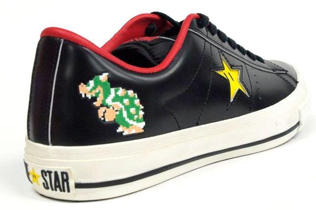 Converse Super Mario Bros One Star 7 1