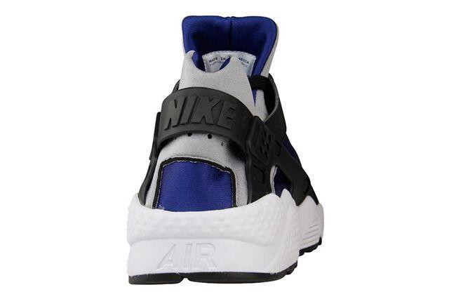 Nike Air Huarache Deep Royal Wolf Grey 2