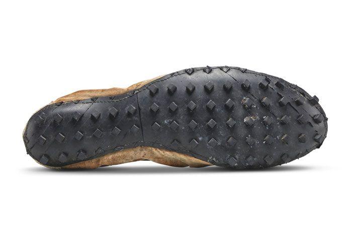 Nike Waffle Racer Moon Shoe Sole 1