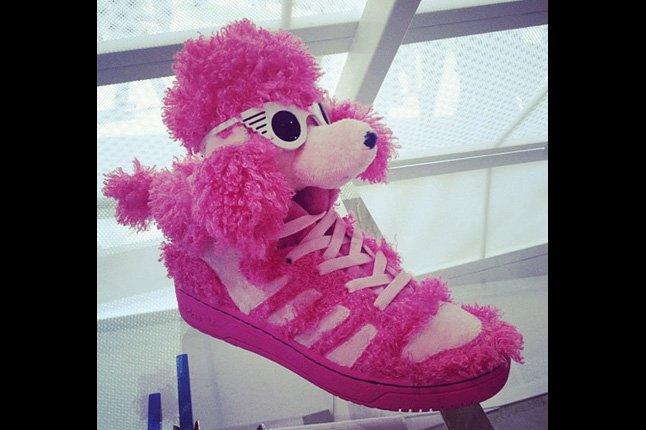 Adidas Originals Jeremy Scott Pink Poodle 06 1