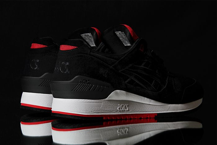 Concepts X Asics Black Widow 1