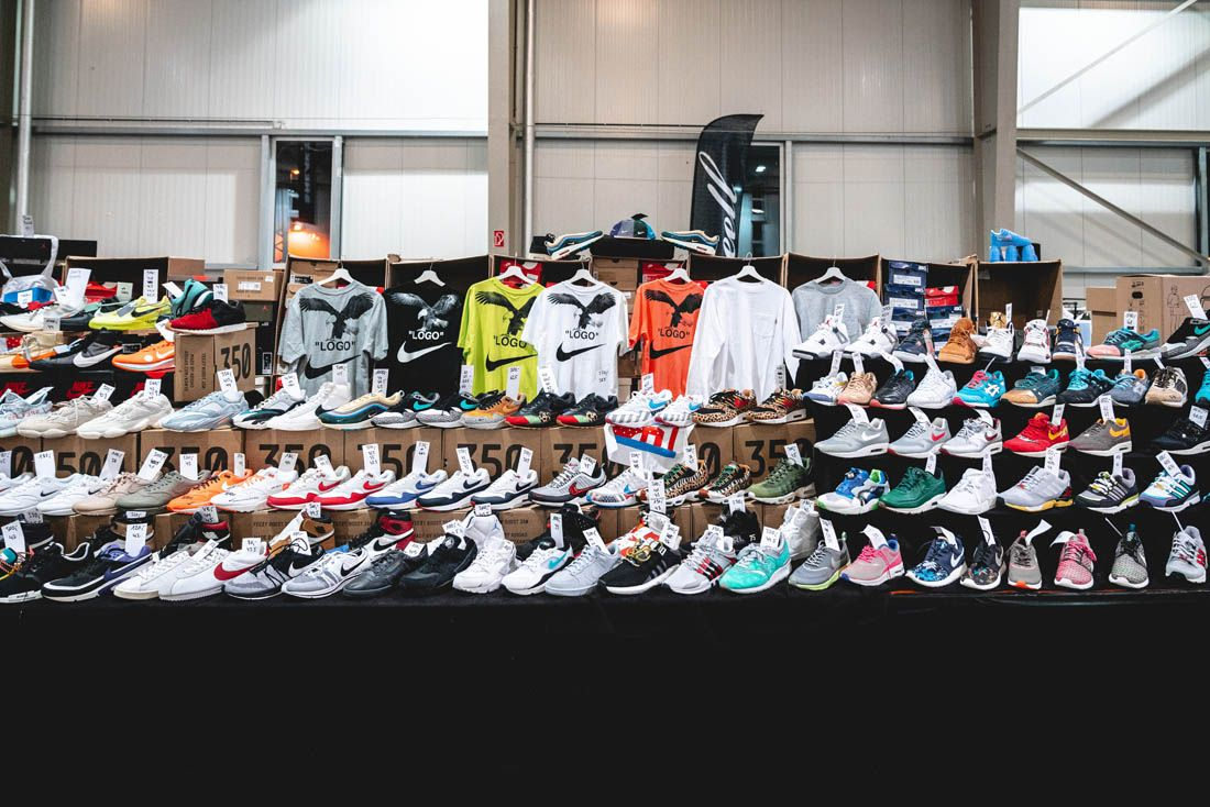 Sneakerness Cologne 2019 Recap 3 Booth Closeup