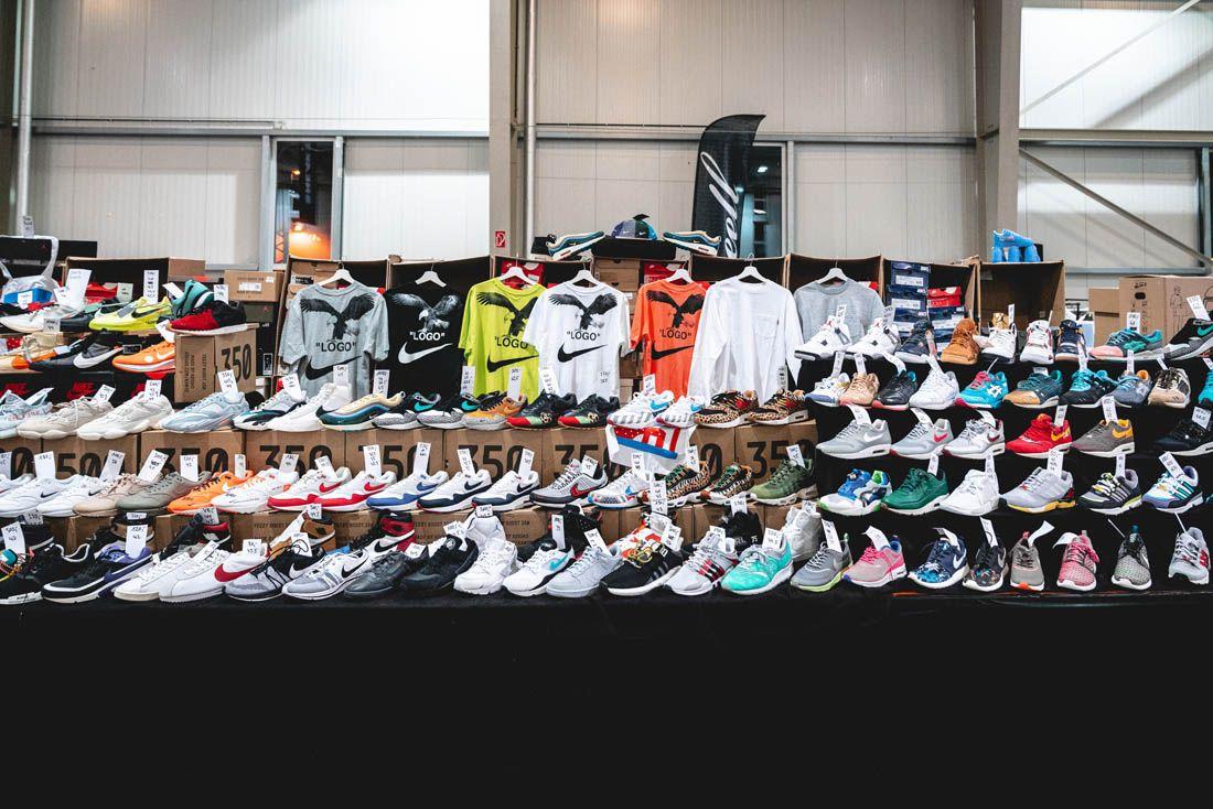 Sneakerness Cologne 2019 Recap 3 Booth Closeup
