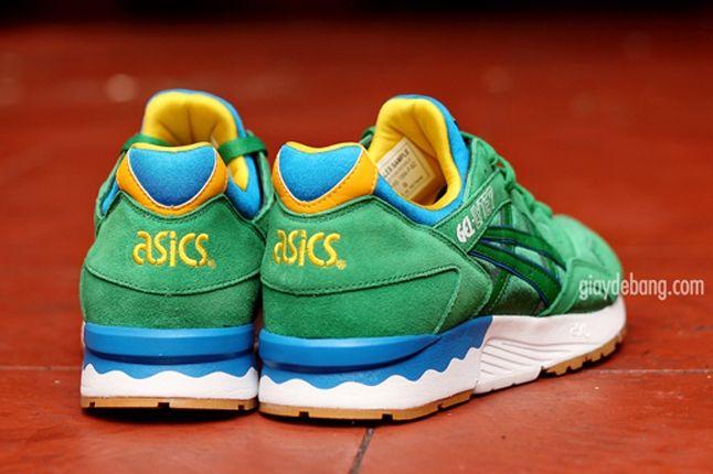 Asics Gel Lyte V Brazil Heel 1