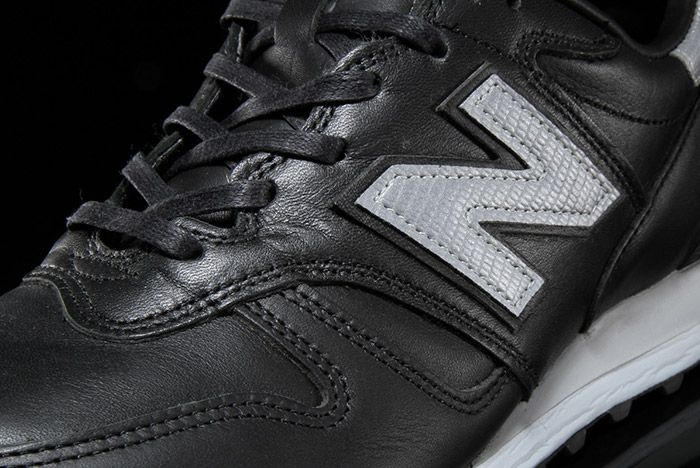 New Balance 1300 Made In Usa Age Of Exploration Black Leather 7