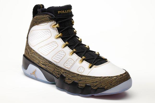 Nike Air Jordan 9 Doernbecher 1