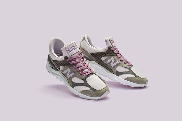 End New Balance X 90 Purple Haze Release Date Light