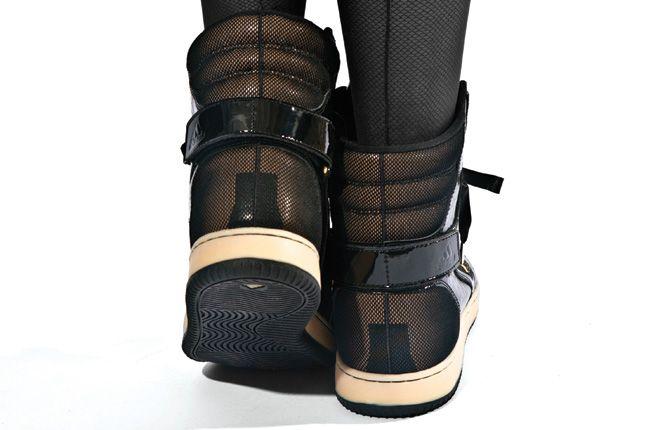 Always A Lady Adidas Heels 1