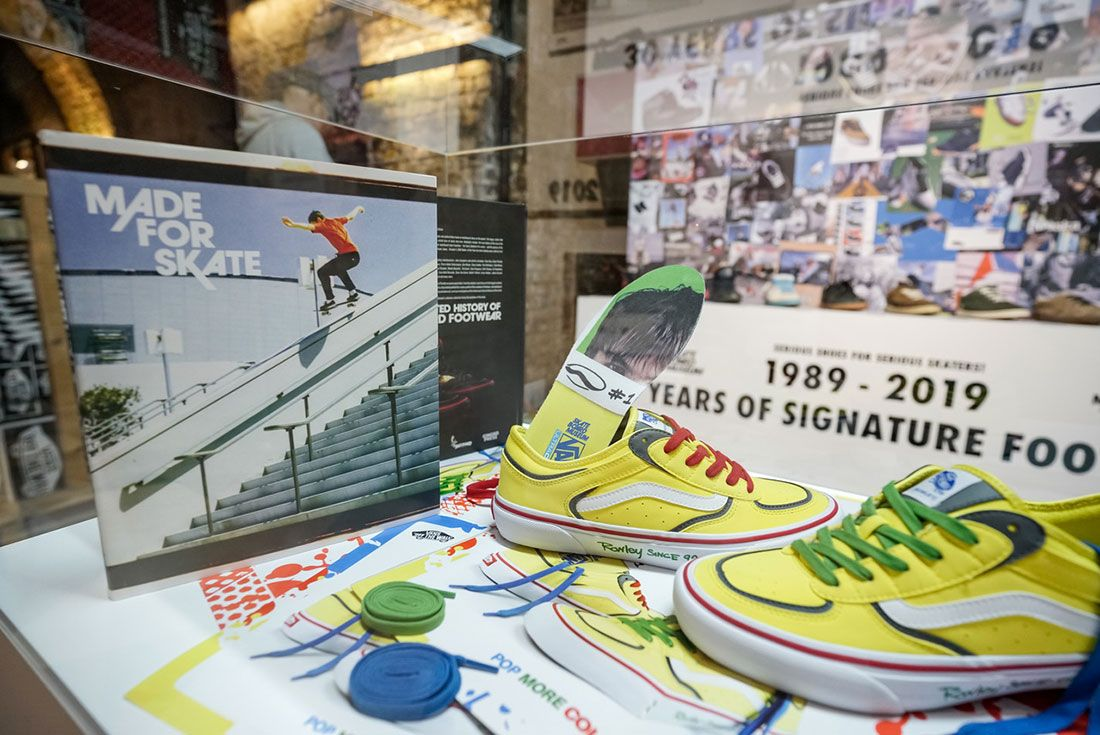 Made For Skate 2019 10Th Anniversary London Launch Recap Rowley Vans