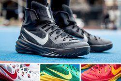 Nike Hyperdunk 2014 Foot Locker White Thumb