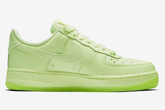 Nike Air Force 1 Volt Glow 5