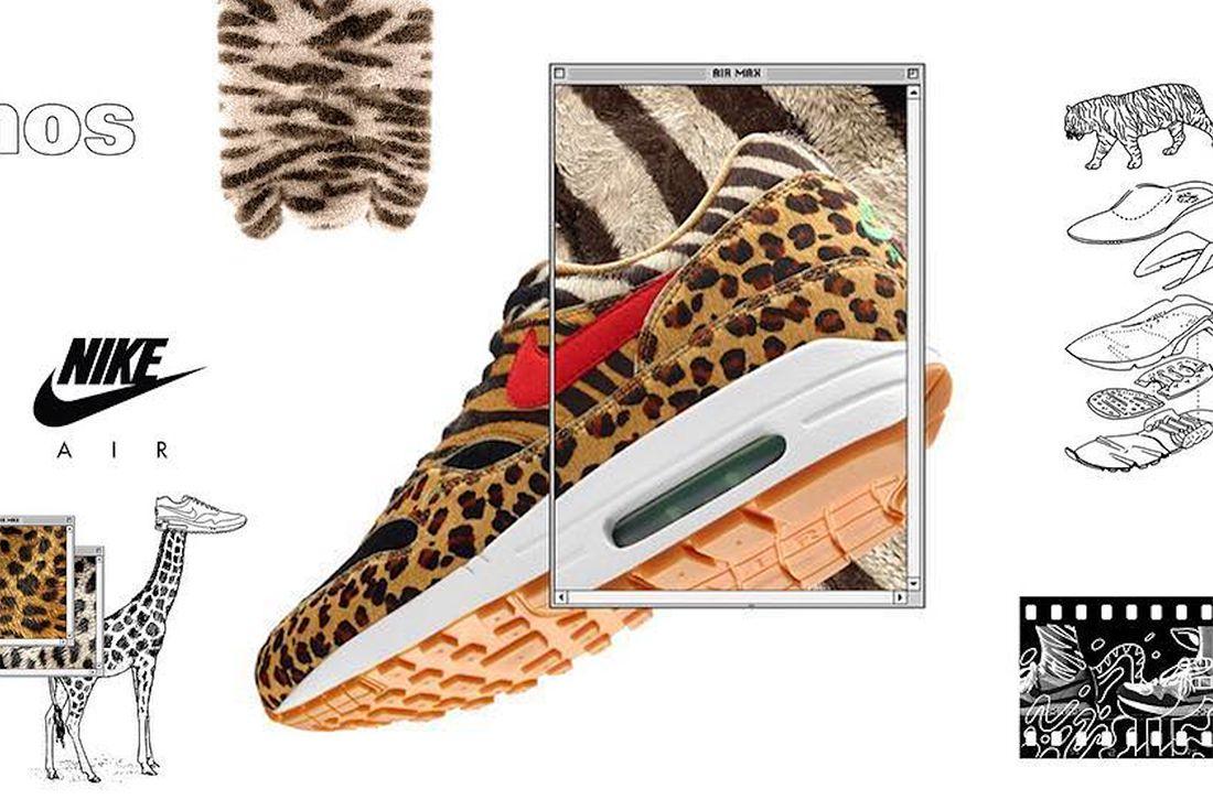 Nike Air Max Beast Pack Rerlease 4