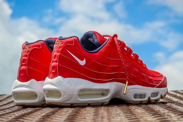 Nike Air Max 95 Usa 4Th Of July 3