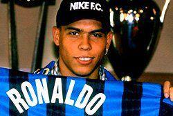 Ronaldo Nike Fc Thumb