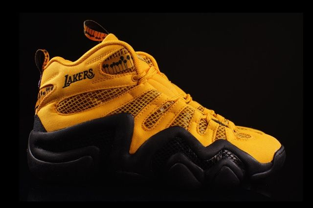 Adidas Crazy 8 Lakers 1