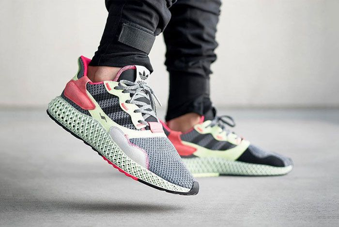 Adidas Zx4000 4D 1 Sneaker Freaker