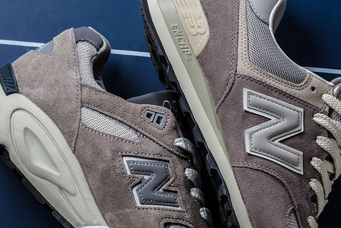 New Balance Grey Ns 1