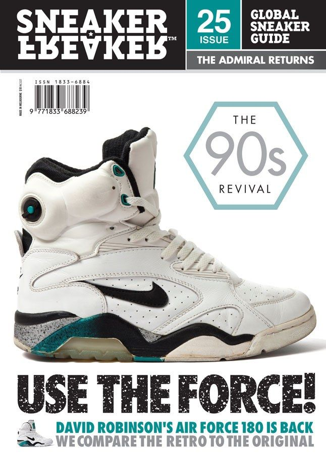 Issue25 Force 180 Cover 1