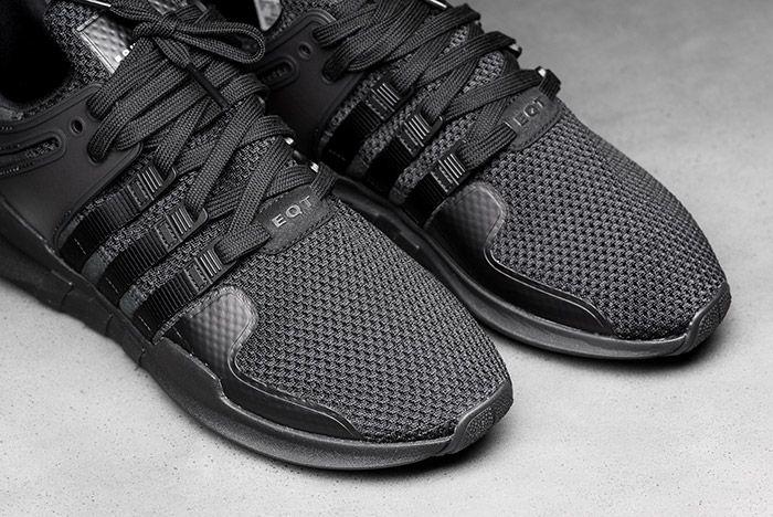 Adidas Eqt Support Adv Black 1