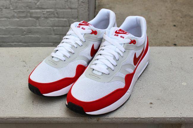 Nike Air Max 1 Premium Tape Qs Og Red1