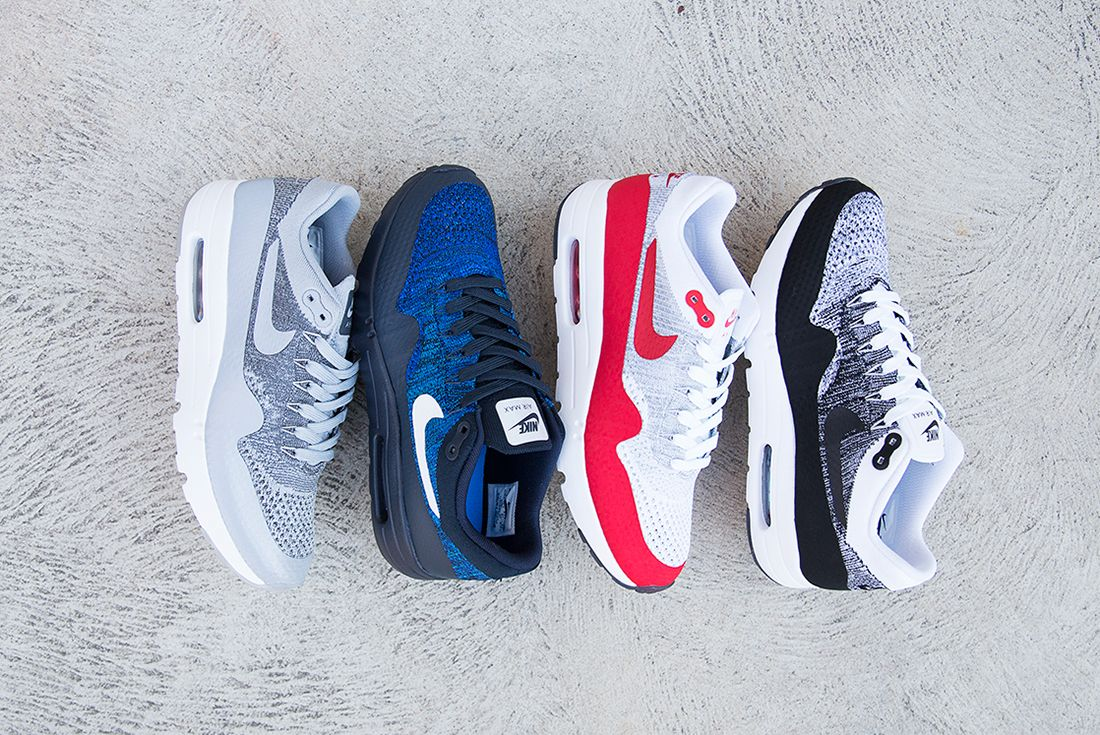 Nike Air Max 1 Ultra Flyknit Debut Collection