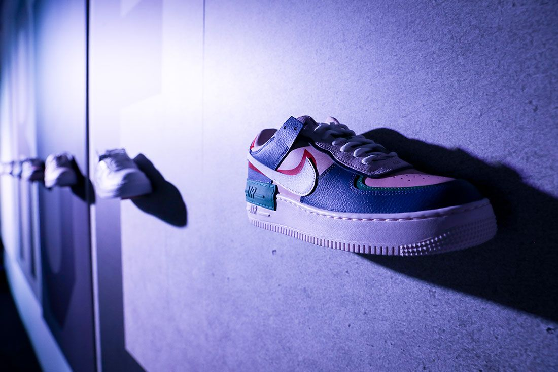 Jd Womens Space Nike Air Force 1 Shadow1