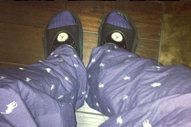 Big Boy Sneaker Style Profile 8