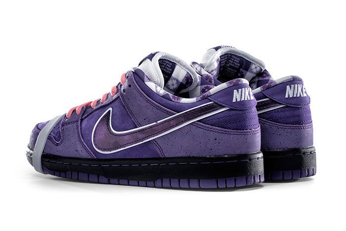 Concepts Purple Lobster Nike Sb Dunk Release Date 6