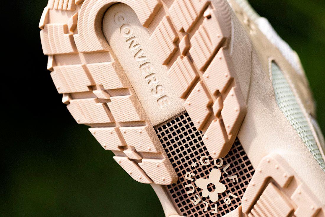 Converse Golf Le Fleur Hiker Gianno Biscotti Sole Detail
