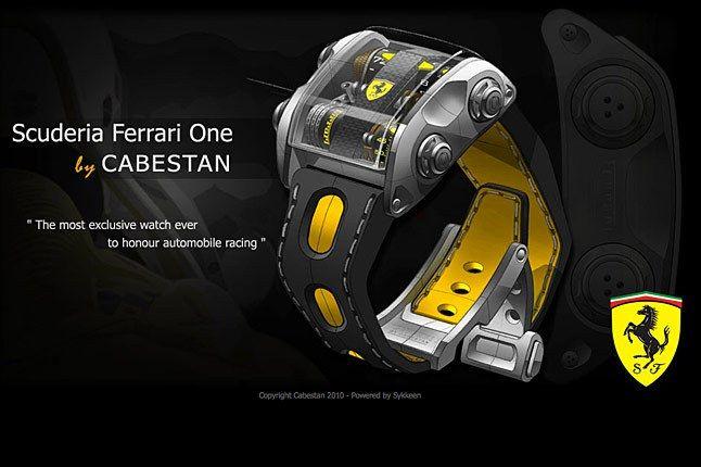 Ferrari Watch 4 1