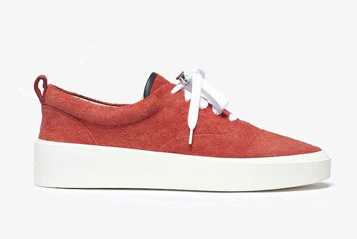 Fear Of God Red Skate Side2