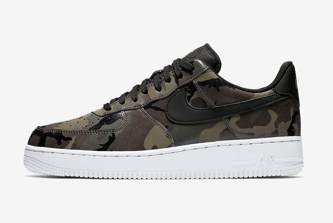 Nike Air Force 1 Country Camo Sneaker Freaker 9