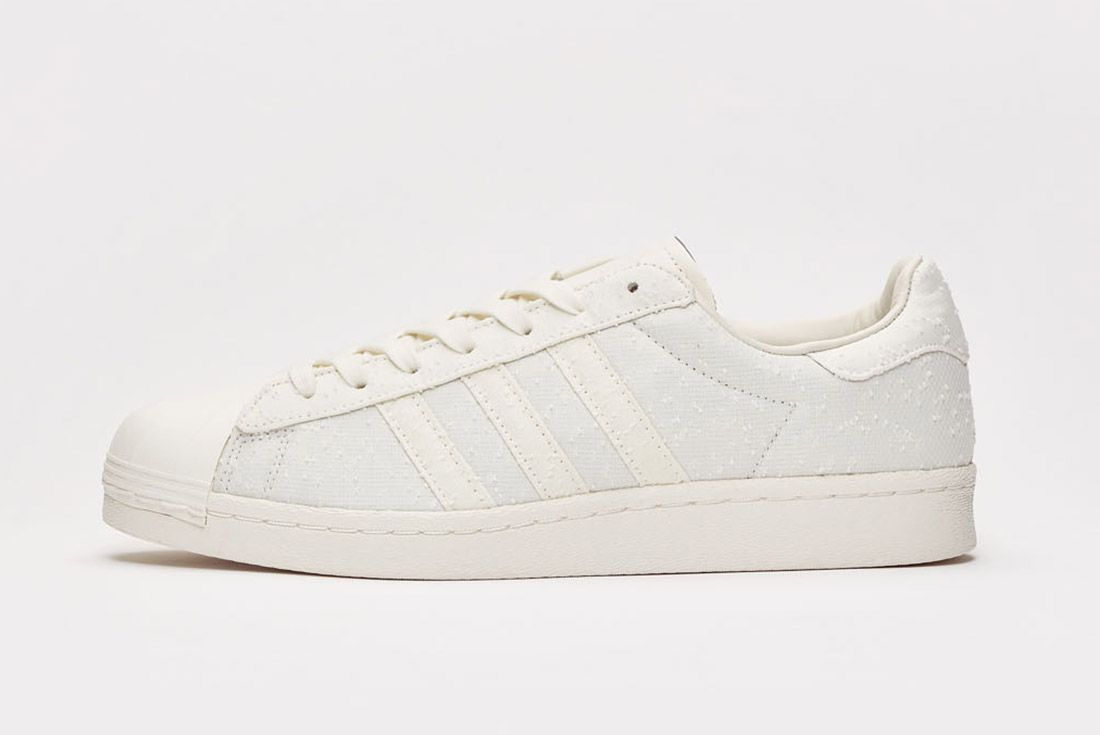 Sneakersnstuff Adidas Shades Of White V2 8