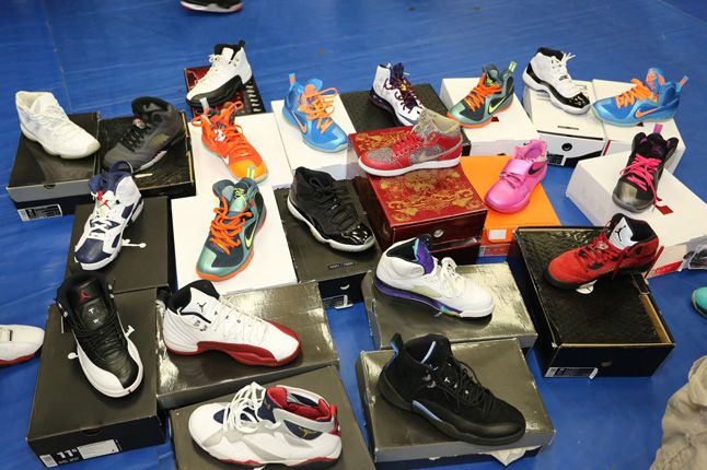 Sneaker Con Charlotte 2012 Basketball 1