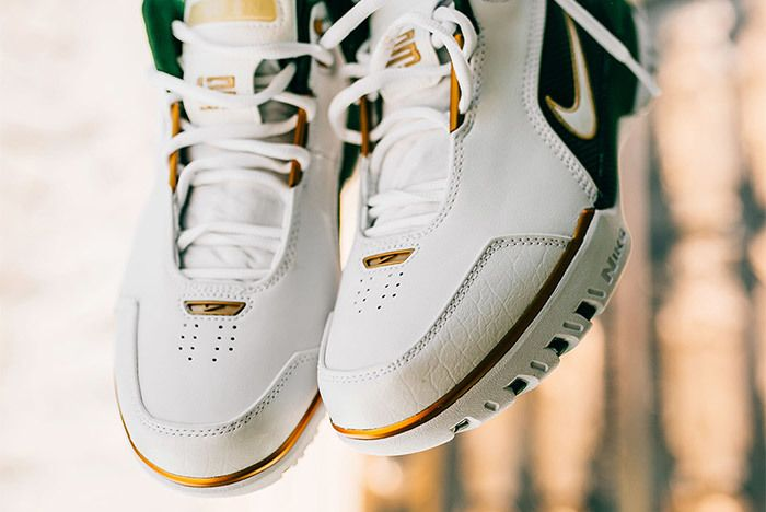 Nike Air Zoom Generation Le Bron Svsm Ao2367 100 2