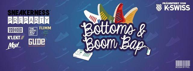 Bottoms Boom Bap Image